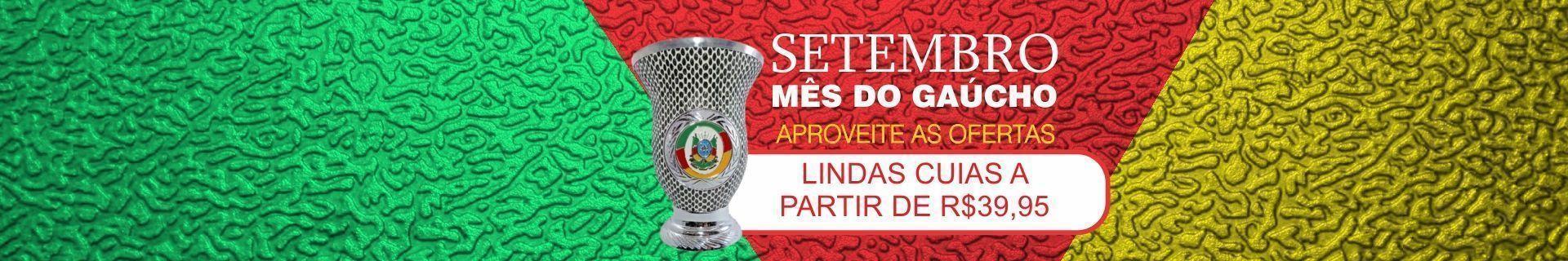 Banner cuias - Mês do Gaúcho