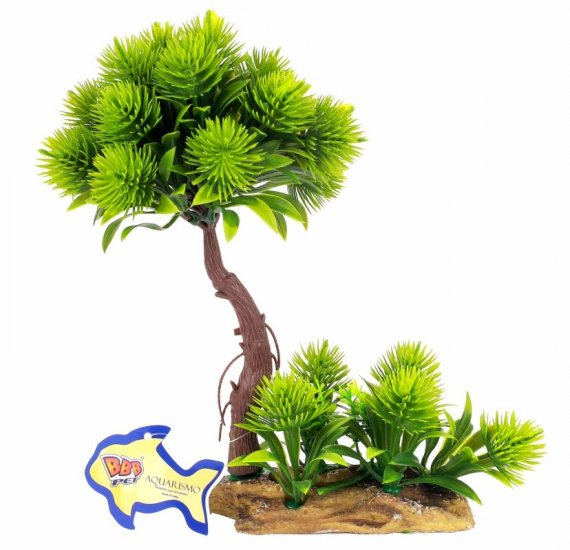 ARVORE BONSAI AQUARIUM 25CM