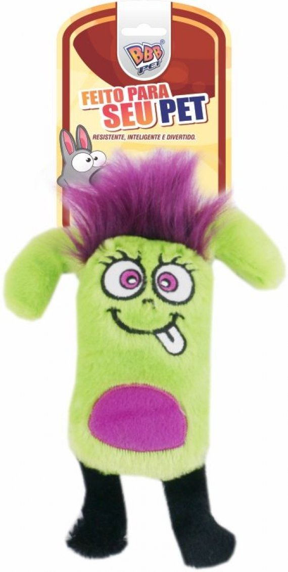 MONTER GREEN PLUSH