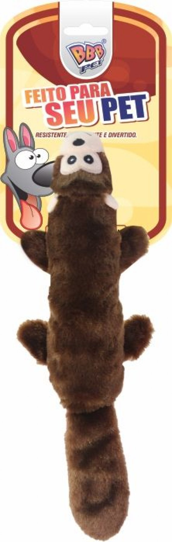 MACACO  PLUSH PET SMALL
