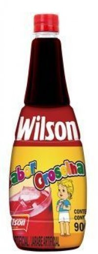 10888 - XAROPE GROSELHA 900ML PET WILSON