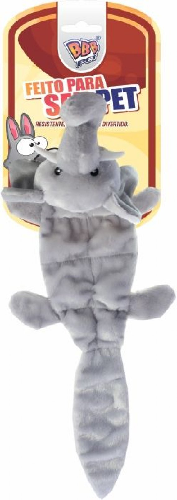 ELEFANTE BIG FUN PLUSH PET