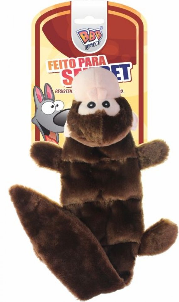 MACACO BIG FUN PLUSH PET