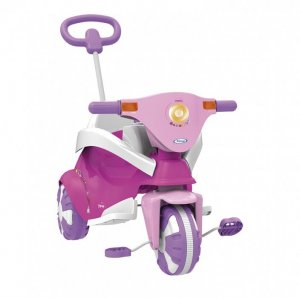Triciclo Happy Pink 3 X 1 07245