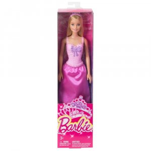 Barbie Fab Sort Princesas Basica Dmm06