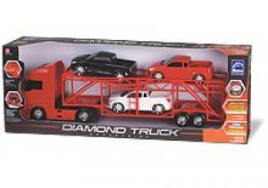 Diamond Truck Cegonheira Pick Up c/ Fricção 1329