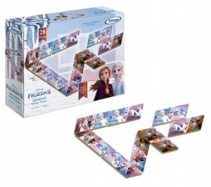Domino Educativo Frozen Disney 19198