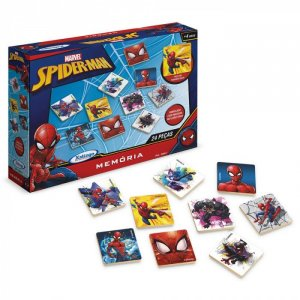 Jogo da Memoria Spiderman Ultimate 2008.7