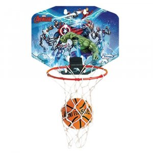 Mini Kit Basketball Avengers Assemble