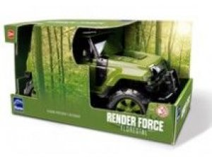Render Force Florestal Caminhonete 1017