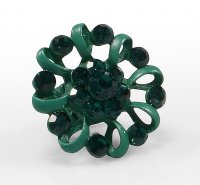 ANEL FLOR GRANDE Ref. 120493 - <strong>Emerald</strong>
