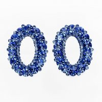 BRINCO Oval REF. 100056 - <strong>Sapphire</strong>