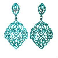 Brinco Beverly Hills - <strong>Blue Zircon</strong>