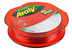 Linha Red Spider Fio 0,20mm 100mts