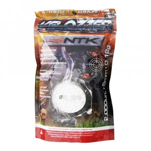 Municao Airsoft BB'S Velozter 0,12gr Cal 6,0mm