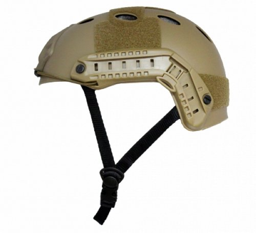 Capacete Airsoft Protecao Emerson Fast Desert