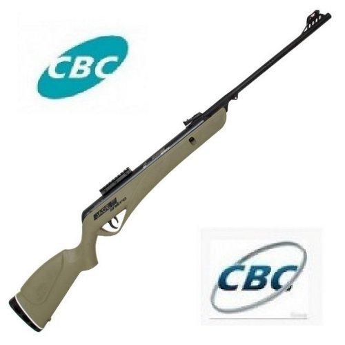 Carabina CBC Jade PRO NITRO Standardt Tan Cal 4,5mm