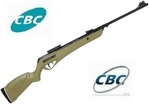 Carabina CBC Jade PRO Standardt Tan Cal 4,5mm