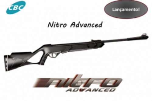 Carabina CBC Nitro Advanced Cal 5,5mm