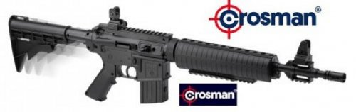 Carabina de Ar Crosman M4-177 Multi Pump Cal 4,5mm