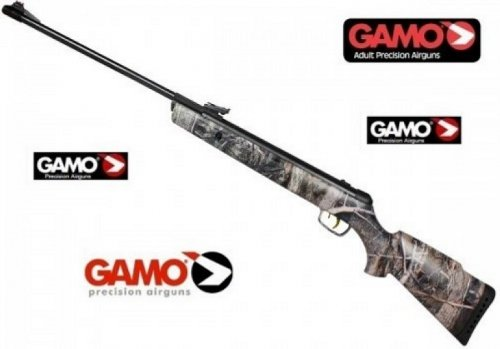 Carabina Gamo Camuflada Big Cat 1000 High Power Cal 5,5mm