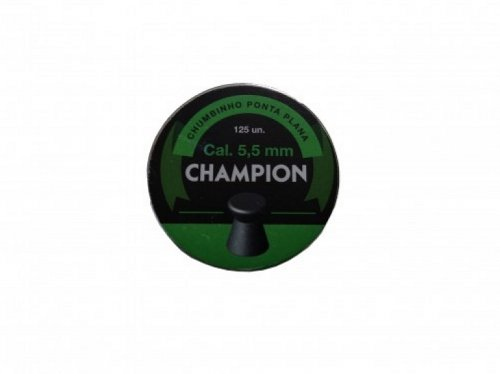Chumbinho Champion 5,5mm