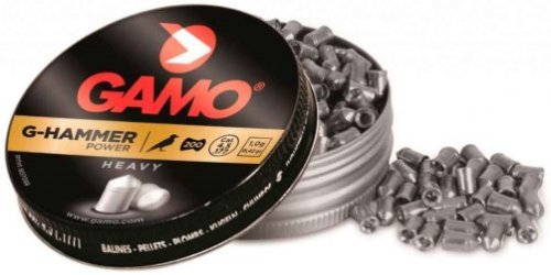 Chumbinho Gamo G-Hammer Power 1,00gr 4,5mm