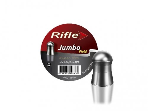 Chumbinho Rifle Jumbo Premium Series 5,5mm 1,57gr c/ 100und