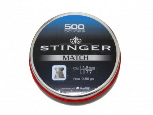Chumbinho Stinger Match 4,5mm