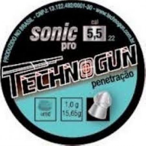 Chumbinho Technogun Sonic Pro 5,5mm