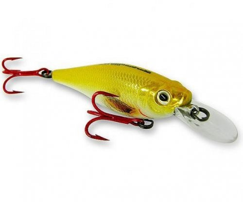 Isca Artificial Acrilico King Shad 7,0 cm