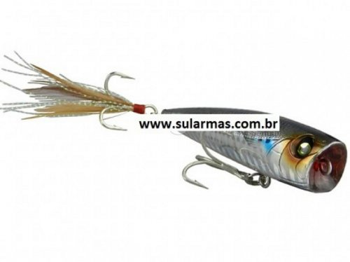 Isca Artificial Acrilico Popper Strike 8,0 cm