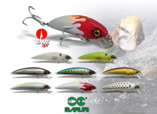 Isca Artificial MARURI Joker Minnow 70