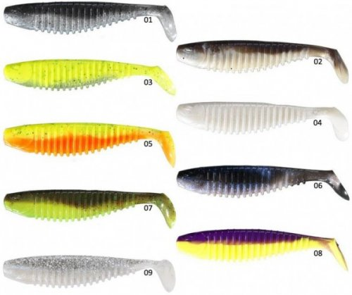 Isca Artificial Monster 3X SLIMSHAD