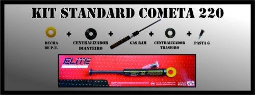 Kit Customização Cometa Advanced 400/Fusion - 45Kg GR 7444