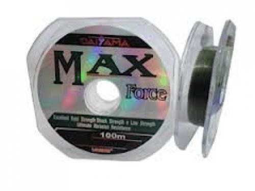 Linha Max Force Fio 0,37mm