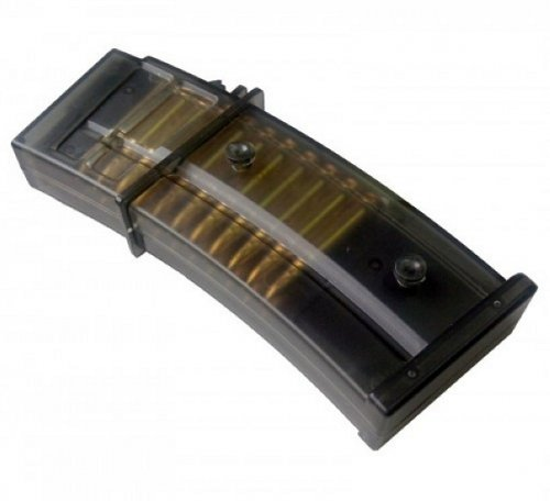 Magazine Extra Para Rifle Airsoft HK G36C Cal 6,0mm