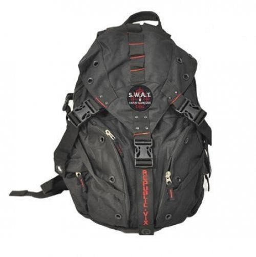 Mochila Adventure Red SWAT