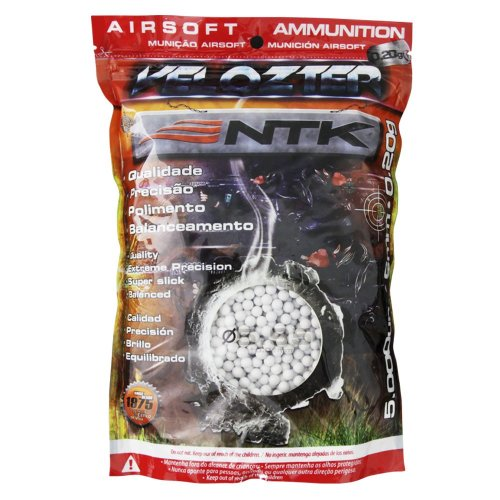 Municao Airsoft BB'S Velozter 0,20gr Cal 6,0mm