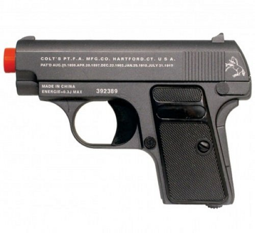Pistola Airsoft Colt Cal 6,0mm