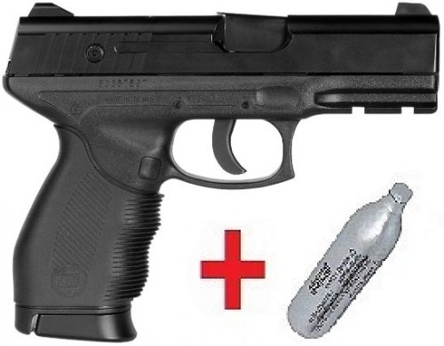 Pistola KWC Modelo 24/7 CO2 Cal 4,5mm