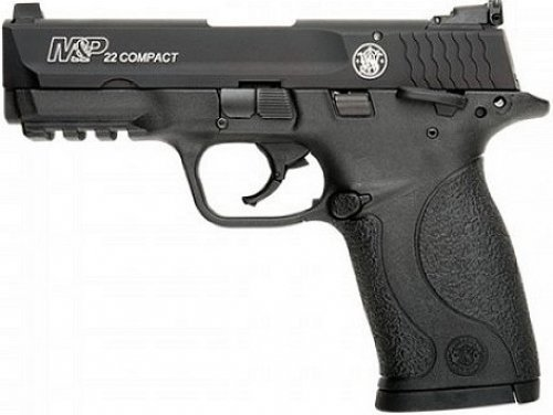 Pistola Smith & Wesson M&P 22 Compact Cal .22LR