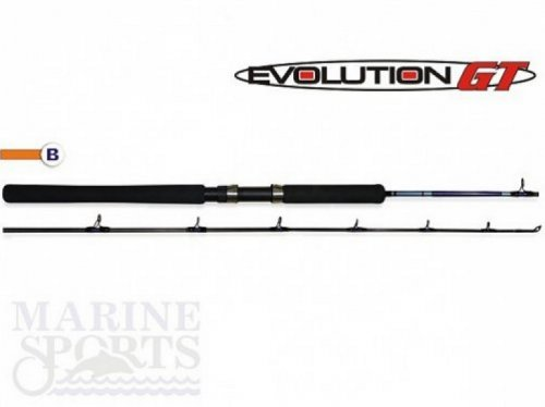 Vara Pesca Carbono Evolution GT MS C601MH 20-50lbs 1,83mts
