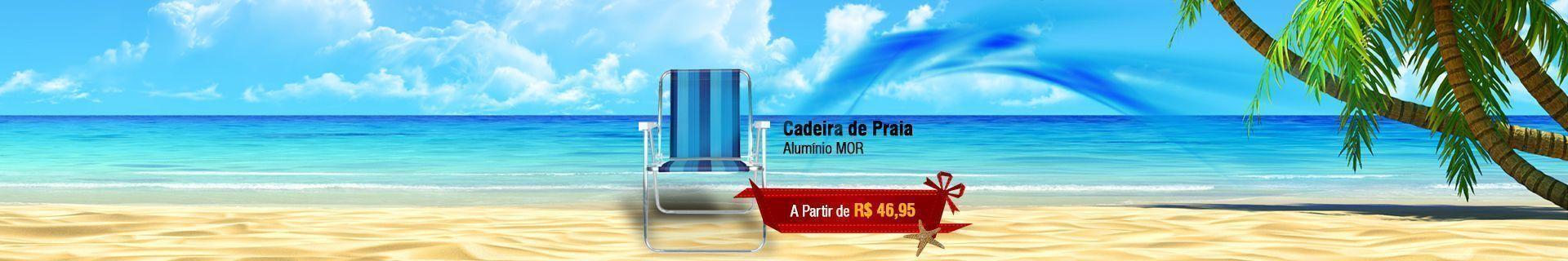 Cadeira de Praia MOR