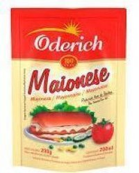 964 - MAIONESE 200G S.UP ODERICH
