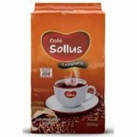 11106 - CAFE 500G VACUO EXTRA FORTE SOLLUS
