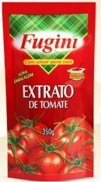 7255 - EXTRATO TOMATE 340G S.UP FUGINI