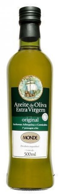 9479 - AZEITE E.VIRGEM 500ML 0,5% ORIGINAL MONDE